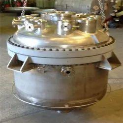 SS Pressure Vessel