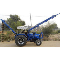 Land Based Drilling Rigs Pole Hole Drilling Rig, for Water Well