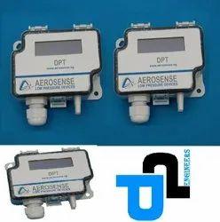 Aerosense Differential Pressure Transmitter 0-25 Pascal