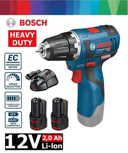 Bosch 12v brushless drill driver
