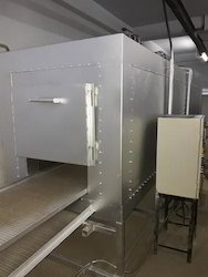 Material Handling Conveyor Ovens for Baking
