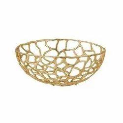 Brass Decorative Designer Bowl