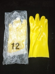 12 Inch Supported Hand Gloves
