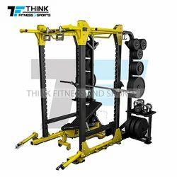 3D Smith Machine Gym Machine
