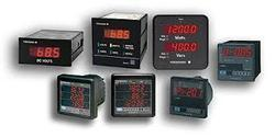 Sheet metal Three Phase Ac Digital Meters, IP Rating: IP44