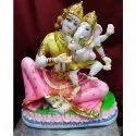 Designer Ganesh Parvati Statue
