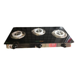 Stainless Steel Green Chef Gas Stove