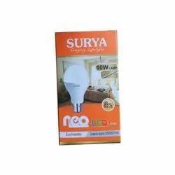 10 Watt Surya LED Bulb