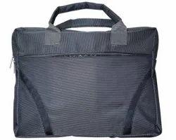 Bag Studio Black Polyester Waterproof Laptop Handbag Xing, Capacity: 15 Liter