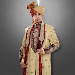 Ethnic Groom Sherwani