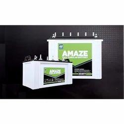 Amaze Tubular Battery, For Home, 12V