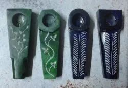 Beautiful Stone New Design Smoking Pipes