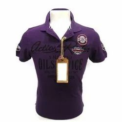 Mens Purple T-Shirt