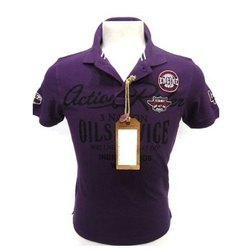 Mens Purple T-Shirt