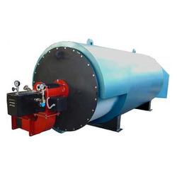 Indirect Fired Three Pass Shell Type Hot Air Generator