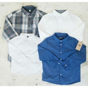 Plain Stylish Boys Shirts