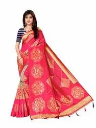 270 Trendy Handloom Silk Saree