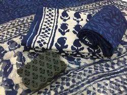 Casual Wear Cotton Ladies Salwar Suits
