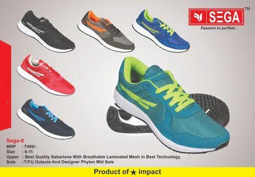 4c8e0a4c55 Men Sega Sports Shoes, Rs 345 /pair, Urban Basket | ID: 19341039362