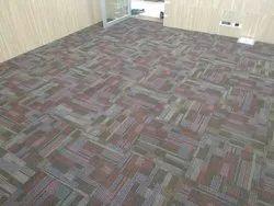 Commercial PP Carpet Tiles