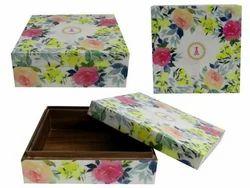 MDF Wood Gift Box