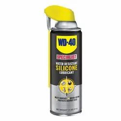 WD 40 Water Resistant Silicone Lubricant