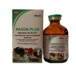 Parvaquone And Furosemide Injection