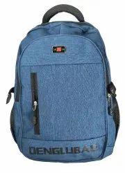 Dark Blue Shoulder Backpack