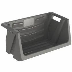 Heavy Duty Plastic Bin