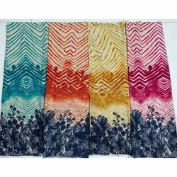 Rayon Printed Cotton