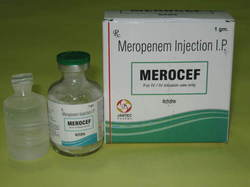 Merocef Injection