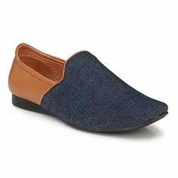 Big Fox Men's Denim Nagra Casual Shoes