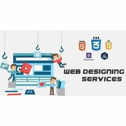 Website Design Services, With 24*7 Support