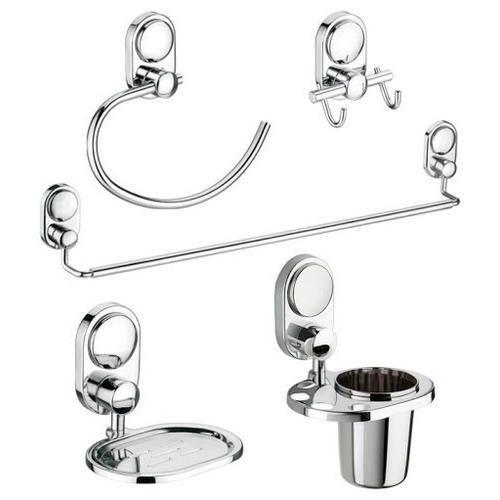Bathroom Accessories Rajkot manufacturer of 5 pieces bathroom accessories set & bathroom