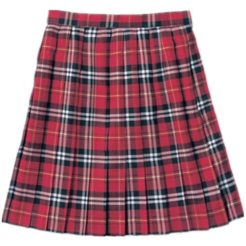 fdbc1ee13d Cotton SCOOLO Girls Check Skirt, Rs 200 /piece, Pushpanjali ...