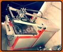 Label Flat Screen Printing Machine