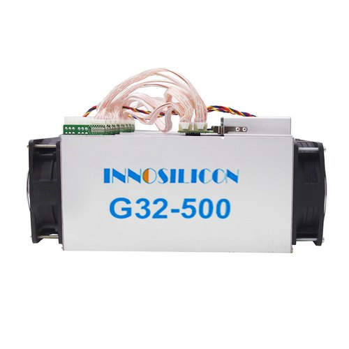 Upcoming Latest August Batch Grin Miner By Innosilicon G32