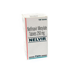 Nelvir Nelfinavir 250 mg Tablets