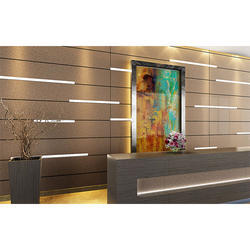 Laminate Wall Paneling Service
