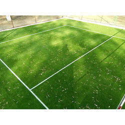 Synthetic Grass Volleyball Court