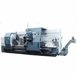 DI-035A Flat Bed CNC Lathe