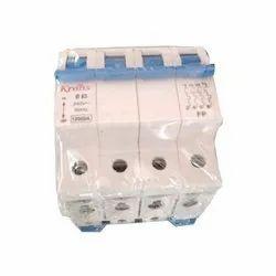 Krans 6-32 Amp 4 Pole Manual MCB Switch