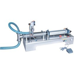 Pesticide Filling Machine