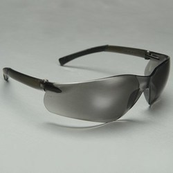 White Fiber Safety Eyewear Glasses
