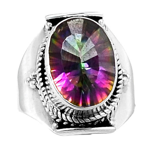ring trillion genuine carat sterling jewelry silver rings watches topaz product mystic malaika cut