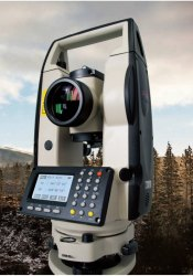 Electronic Theodolite with Distance Measurement