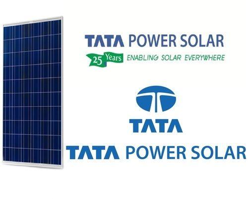 Tata Power Solar Tata Solar Panel Rs 34 Watt Power