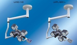 Twin Dome Surgical Ceiling OT Light