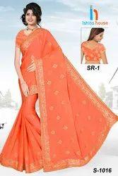 Fancy Prints Saree