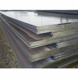 Plain Mild Steel Square Plates, Thickness: >5 mm